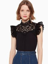 kate spade new york Lace Shirts & Blouses