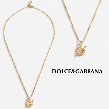 Heart Chain Metal Necklaces & Chokers
