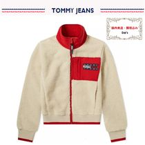 Tommy Hilfiger Casual Style Street Style Plain Outerwear