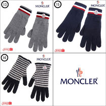 MONCLER Wool Gloves Gloves