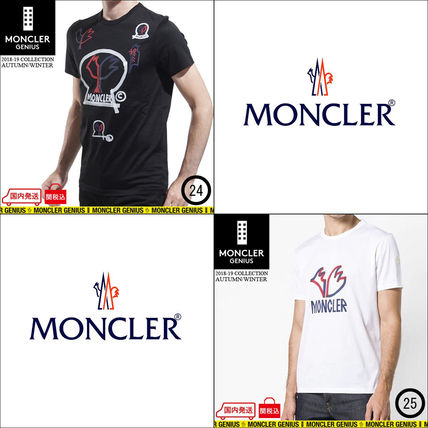MONCLER More T-Shirts Collaboration T-Shirts
