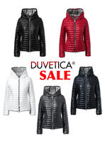 DUVETICA Short Street Style Plain Down Jackets
