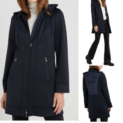 Plain Medium Coats