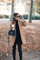 Stella McCartney Street Style Plain Medium Elegant Style Coats