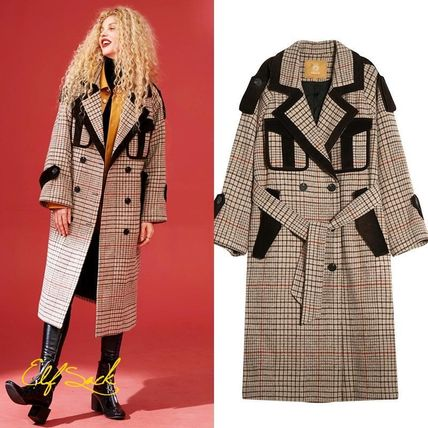 Casual Style Street Style Coats
