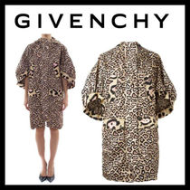 GIVENCHY Other Animal Patterns Medium Trench Coats
