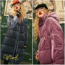 ELF SACK Street Style Down Jackets