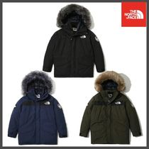 THE NORTH FACE WHITE LABEL Plain Down Jackets