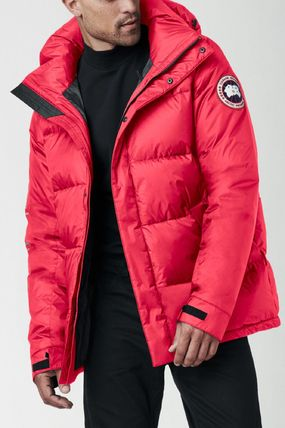 CANADA GOOSE APPROACH JACKET 2018 19AW Short Plain Down Jackets