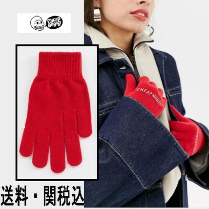 Casual Style Gloves Gloves