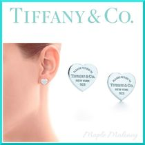 Tiffany & Co RETURN TO TIFFANY Silver Elegant Style Fine