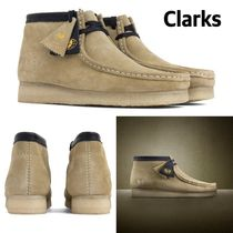 Clarks Unisex Street Style Collaboration Sneakers