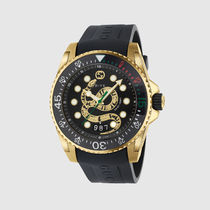 GUCCI Divers Watches Analog Watches