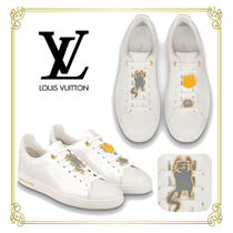 Louis Vuitton MONOGRAM Casual Style Plain Other Animal Patterns Leather