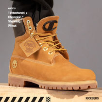 Timberland Street Style Collaboration Boots