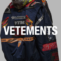 VETEMENTS Collaboration Oversized Jackets