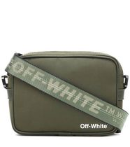 Off-White Unisex Street Style Clutches