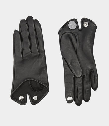 Vivienne Westwood Leather & Faux Leather Leather Leather & Faux Leather Gloves