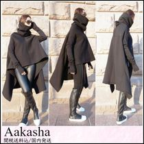 Aakasha Plain Medium Handmade Ponchos & Capes