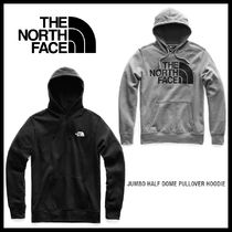THE NORTH FACE Pullovers Street Style Long Sleeves Cotton Hoodies