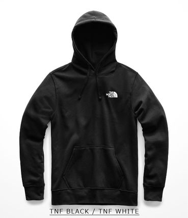 THE NORTH FACE Hoodies Pullovers Street Style Long Sleeves Cotton Hoodies 2