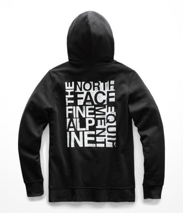 THE NORTH FACE Hoodies Pullovers Street Style Long Sleeves Cotton Hoodies 3