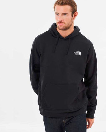 THE NORTH FACE Hoodies Pullovers Street Style Long Sleeves Cotton Hoodies 4