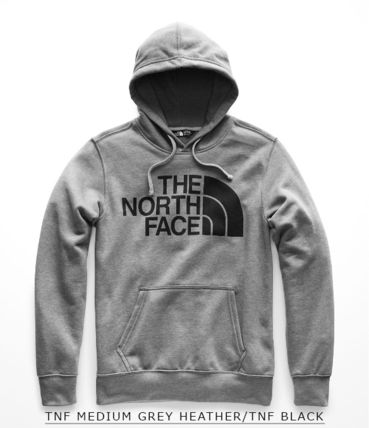 THE NORTH FACE Hoodies Pullovers Street Style Long Sleeves Cotton Hoodies 5