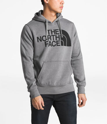 THE NORTH FACE Hoodies Pullovers Street Style Long Sleeves Cotton Hoodies 6
