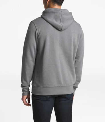 THE NORTH FACE Hoodies Pullovers Street Style Long Sleeves Cotton Hoodies 7