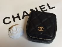 CHANEL TIMELESS CLASSICS Pouches & Cosmetic Bags