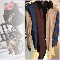LOEWE Casual Style Long Sleeves Medium Shirts & Blouses