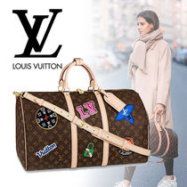Louis Vuitton Soft Type Carry-on Luggage & Travel Bags