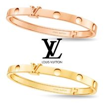 Louis Vuitton 18K Gold Bracelets