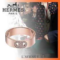 HERMES With Jewels Rings