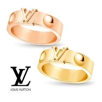 Louis Vuitton 18K Gold Rings