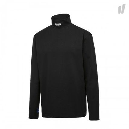 ADERERROR Sweatshirts Street Style Collaboration Long Sleeves Plain Sweatshirts 2