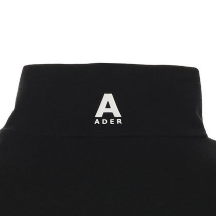 ADERERROR Sweatshirts Street Style Collaboration Long Sleeves Plain Sweatshirts 5
