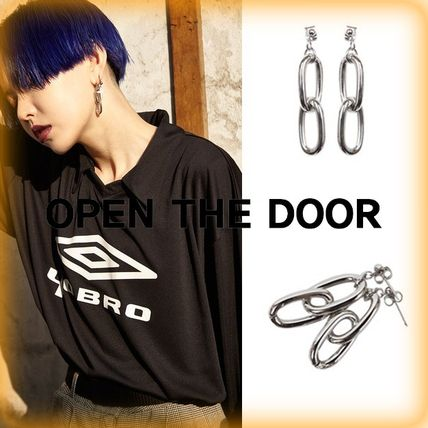 Casual Style Unisex Street Style Chain Silver Brass