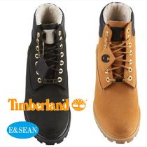 Timberland Mountain Boots Street Style Collaboration Outdoor Boots