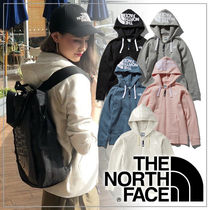 THE NORTH FACE Unisex Long Sleeves Plain Hoodies & Sweatshirts