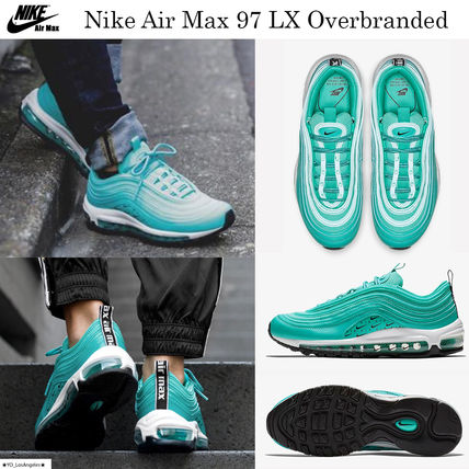 Nike AIR MAX 97 2019 SS Street Style Low Top Sneakers