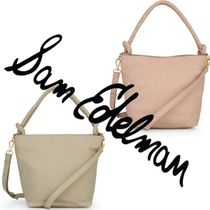 Sam Edelman Casual Style 2WAY Leather Shoulder Bags