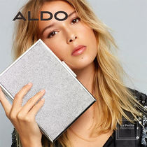 ALDO 2WAY Chain Plain Party Style Clutches