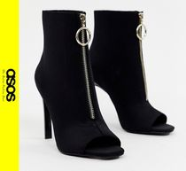 ASOS Open Toe Casual Style Ankle & Booties Boots