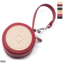 FENDI Calfskin Card Holders