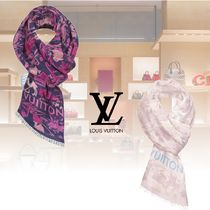 Louis Vuitton Cotton Elegant Style Accessories