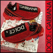 Dolce & Gabbana With Jewels Loafers & Slip-ons