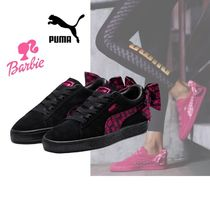 PUMA SUEDE Suede Street Style Collaboration Low-Top Sneakers