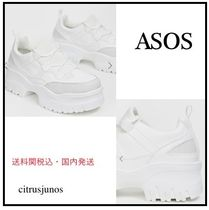 ASOS Casual Style Low-Top Sneakers
